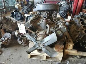 1961 Dodge Engine Assembly 8 318 Original 521568