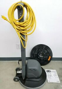 Tennant Nobles Fm 20 ss Floor Machine Single Speed Buffer With Pad Driver New
