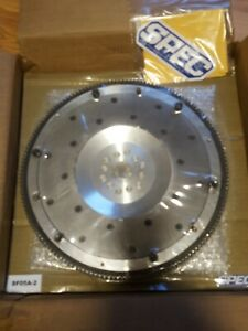 Spec Aluminum Flywheel For 2 3l 2300 Ford To 10 5 Clutch Sf05a 2