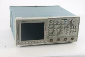 Tektronix Tds644b Color 4 channel 500mhz 2 5gs s Digital Oscilloscope
