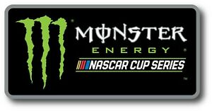 Monster Energy Nascar Cup Series Logo Decal Sticker 3m Truck Vehicle Window Car