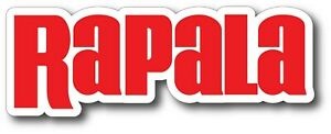 Rapala Usa Decal Sticker 3m Truck Vehicle Car Tackle Box Lures Fishing Boat