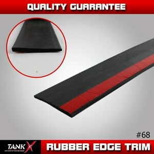 20ft Black Slide Out Wiper Seal 3 X 1 4 W out Bulb Exterior Camper Rv Protect