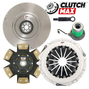 Stage 4 Performance Clutch Kit Slave Flywheel For 2005 2010 Ford Mustang 4 0l