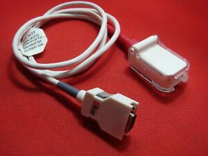 Masimo Lncs 14 Pin 2013 Adapter Patient 4ft Cable Monitor Spo2 Oximetry Zoll Uk