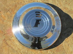 1951 Ford Hubcaps Set Of 4