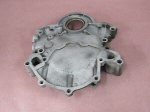 79 85 Ford Mustang 302 351w Engine Timing Chain Cover For Manual Fuel Pump