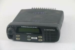 Motorola Cdm1250 Aam25skd9aa2an 2 way Radio Fair Condition