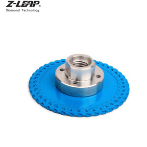 75mm Diamond Cutting Disc Cutting Saw Blade M14 With Flange Granite Marble Stone
