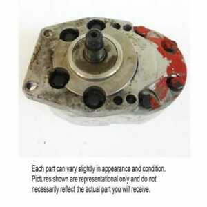 Used Hydraulic Pump Compatible With International Super H Super W4 350 300