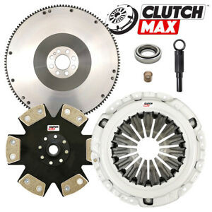 Cm Stage 4 Hd Clutch Kit Mid Weight Flywheel For 03 06 Nissan 350z Infiniti G35