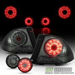 For Smoke 2001 2005 Lexus Is300 Lumiled Led Tail Lights led Inner Trunk Lamp 4pc