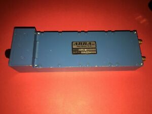 Arra 9424 a Dc To 18 Ghz Rf Delay Line Phase Shifter