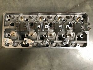 Ford Boss 429 Semi hemishperical Aluminum Heads 460 Bbf Aluminum Heads pair