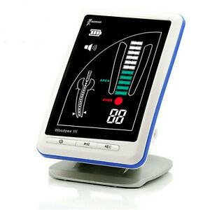 Woodpecker Dental Apex Locator Endodontic Root Canal Finder 4 5 Lcd Woodpex Iii