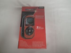 Snap On Handheld Lcd Display Video Inspection Scope Bk3000
