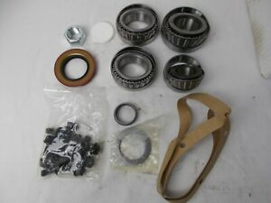 Differential Ring And Pinion Complete Install Kit Chrysler 8 25 In Ratech 300k