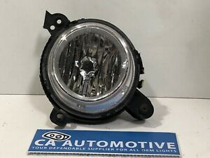 2014 2015 2016 Kia Soul Fog Light Right Rh Passenger Halogen Oem C52