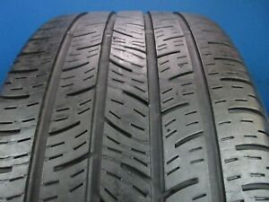 Used Continental Contiprocontact 265 35 18 6 7 32 Tread 1828d
