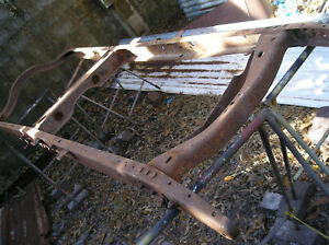 Original Model A Ford 1930 1931 Frame