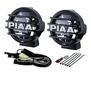Piaa Lighting Lp560 6 Led Driving Light Kit Sae Compliant 05672