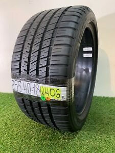 255 40 18 95y Used Tire Michelin Pilot Sport A s 3 91 W406
