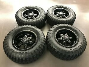 20 Ballistic 962 Slayer Wheels And Iron Man All Country M t Tires ford Raptor