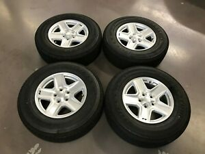 17 2020 Jeep Gladiator Sport Oem Wheels And Tires Brand New Takeoffs