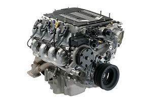 Crate Engine 6 2l Lt4 Supercharged Gm Performance Parts 19417413 W wet Sump O