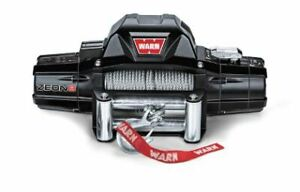 Warn Industries 89640 Zeon 8 Winch
