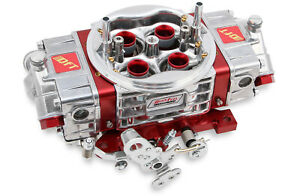 750cfm Carburetor Annular Blow thru Quick Fuel Technology Q 750 ban