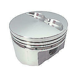 Olds 455 F t Piston Set 4 155 Bore 5cc Sportsman Racing Products 206072