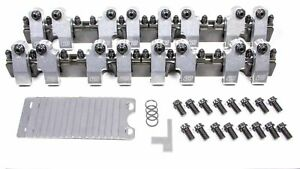 Sbc Shaft Rocker Arm Kit 1 5 1 5 Ratio T And D Machine 2300 150 150 With Sprin
