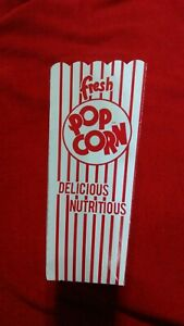 50 Count 1 25 Oz 47e Popcorn Scoop Popcorn Box Great For Concessions Theaters