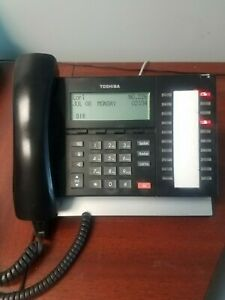 Toshiba Cix100 Complete Office Telephone System