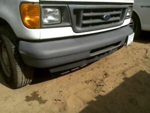 Front Bumper Painted Fits 97 07 Ford E150 Van 327579