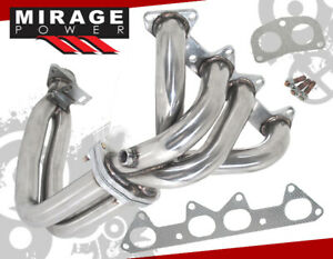 Header For 94 95 96 97 Honda Accord F22b f23a Stainless Steel Exhaust Manifold