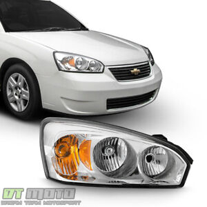 2004 2005 2006 2007 Chevy Malibu Headlight Headlamp Replacement Passenger Side