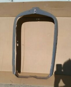 1933 Chevrolet Master Grill Shell 33 Chevy Grille Shell For Master Model