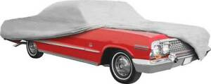 Oer Triple Layer Indoor Outdoor Use Car Cover 1959 1960 Impala 2 4 Door Models