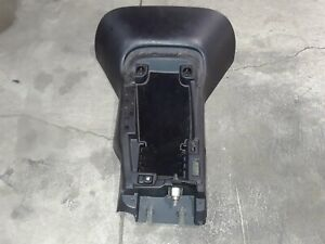 97 04 Corvette C5 Lower Center Console Base Aa6460