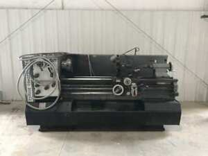 Sm Standard Modern 16 20 7 5hp Engine Lathe 3ph 18 Over 16 Carry Swing 60 Bed
