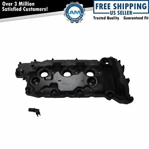Front Engine Valve Cover With Gasket For Chevrolet Gmc Buick Cadillac Saturn Suv