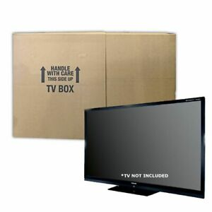 Uboxes Tv Moving Box Up To 70in 6in Wide 1 Pack