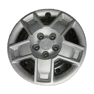 55067 Refinished Honda Element 2005 2011 16 Inch Hubcap Cover Silver