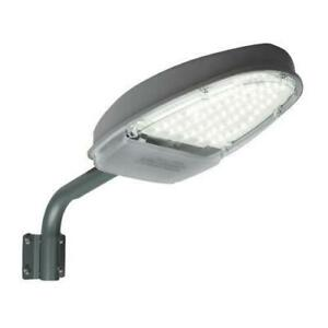 Outdoor Commercial LED Motion Street Light IP65 Dusk to Dawn Sensor Lamp 2500LM $36.99