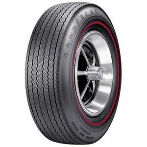 Kelsey Tire Cb5fe 70 Series Polyglas Rwl Red Stripe Tire E70 14