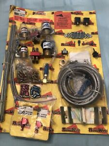 Nitrous Works 14020 Pro 500 Fogger 8 Nozzle Kit New Open Package Old Stock