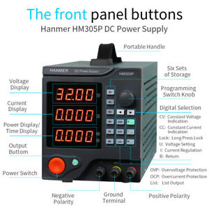 Hanmer Dc Power Supply Program controlled Switch Dc Regulated Power Supply