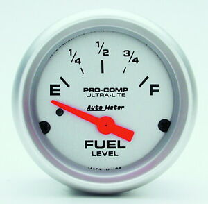 Auto Meter 4314 Gauge Fuel Level